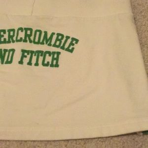 Abercrombie & Fitch Skirts - Abercrombie & fitch back logo mini size large